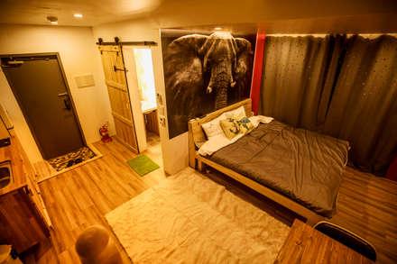 1번방 객실: 쉬폰의  침실