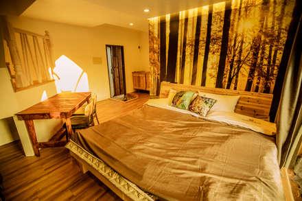 2번방 객실: 쉬폰의  침실