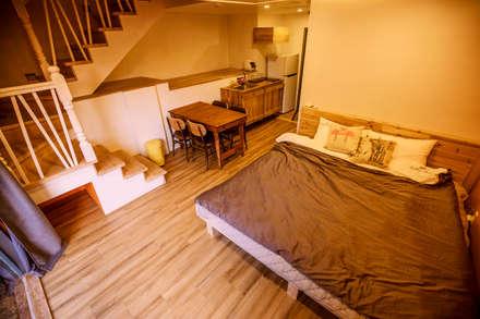 4번방 객실: 쉬폰의  침실