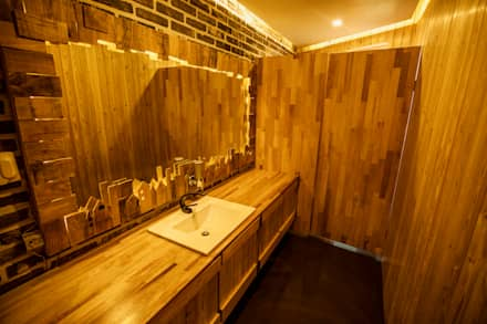 테쉬폰 카페 화장실: 쉬폰의  화장실