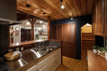 Nhà bếp by dwarf