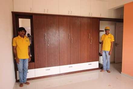 moderne Küche von TASA interior designer