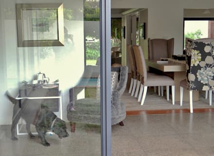 : modern Dining room by Simply Living