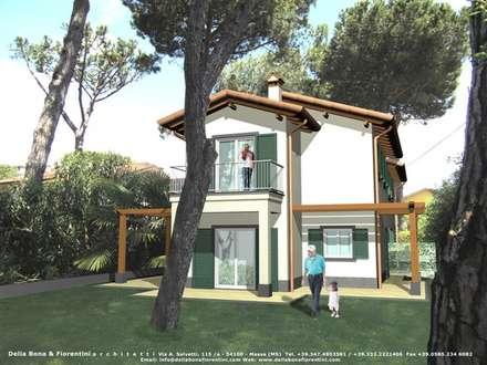บ้านระเบียง by Della Bona & Fiorentini Studio di Architettura