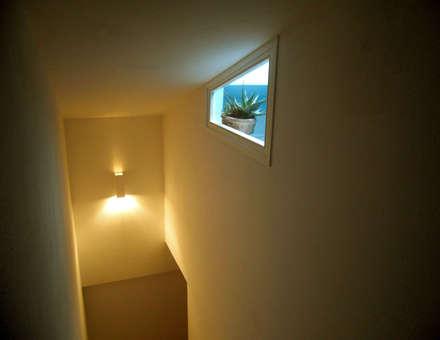 Stairs by Della Bona & Fiorentini Studio di Architettura
