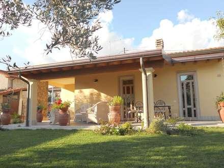 Villas by Della Bona & Fiorentini Studio di Architettura