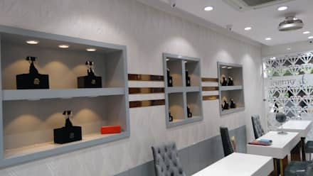Devmani:  Commercial Spaces by IMAGIC INTERIORS