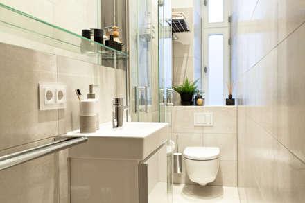 Wunderbar Kleines Bad: Wenig Platz Gut Genutzt: Moderne Badezimmer Von Banovo GmbH