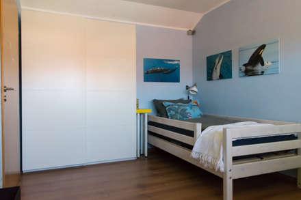 Safari Trifft Ozean: Kinderzimmer Junge Von Pomp U0026 Friends   Interior  Designer