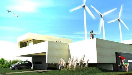 Casas ecol gicas ideas dise os y decoraci n homify for Proyectos de casas ecologicas