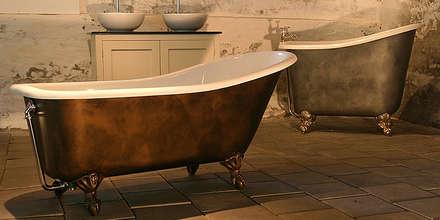 : country Bathroom by Albion Bath Company NL