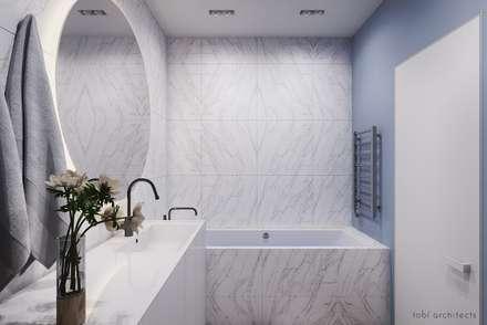 Minimalistische badezimmer ideen homify for Badepool obi