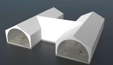Modelo H: Casas passivas  por Isothermix Lda