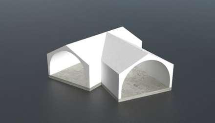 Modelo em Y: Casas passivas  por Isothermix Lda