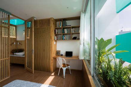 moderne Arbeitszimmer von workshop.ha