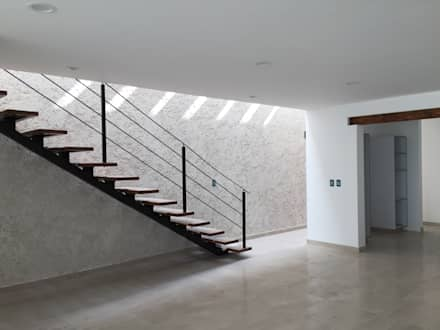 Stairs by Cahtal Arquitectos