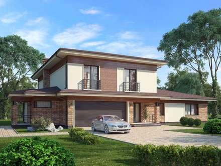 Чендлер_438м2: Дома в . Автор – Vesco Construction