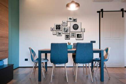 Phòng ăn by 07am architetti