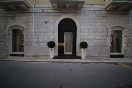 grazia_2016: Spa in stile in stile Moderno di Studio di Segni