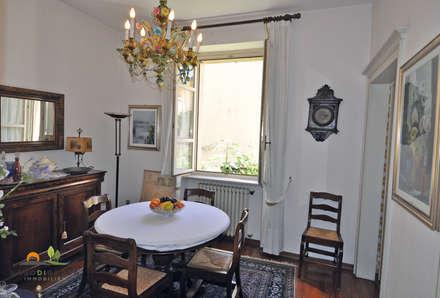 Küche: mediterrane Arbeitszimmer von Lago di Garda Immobilien