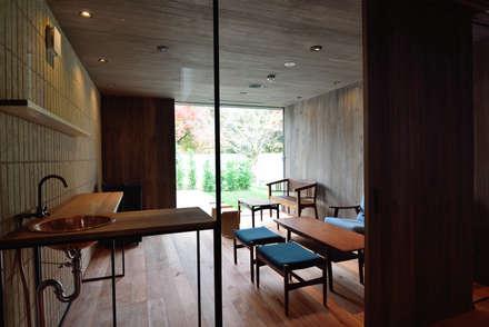 akordu [アコルドゥ] Restaurant: MimasisDesign [ミメイシスデザイン]が手掛けたレストランです。