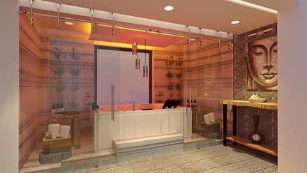 Saunas de estilo  por Alev Racu