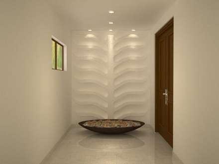 Main Entry:  Corridor & hallway by NVT Quality Build solution