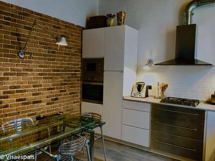 Кухонные блоки в . Автор – Visaespais