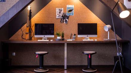 Home Office : modern Study/office by Artta Concept Studio
