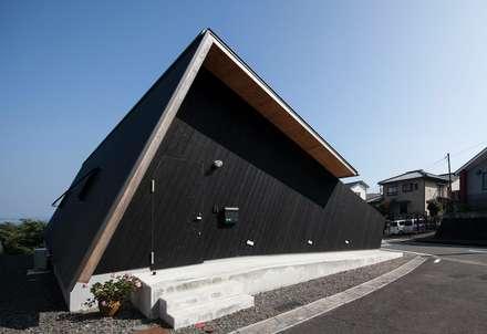 Holzhaus von 伊藤憲吾建築設計事務所
