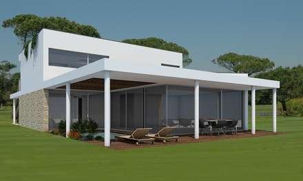Passive house by Evomod - Construções Modulares