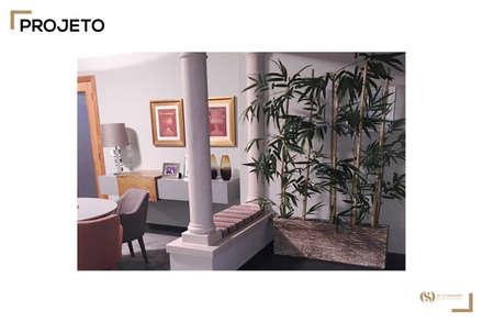 Sala: Salas de jantar clássicas por MyStudiohome
