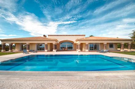 Arquitectura Marroquina: Moradias  por Mike Rijo