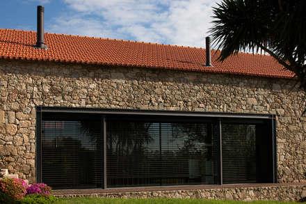 Casas campestres de estilo  por SHI Studio, Sheila Moura Azevedo Interior Design