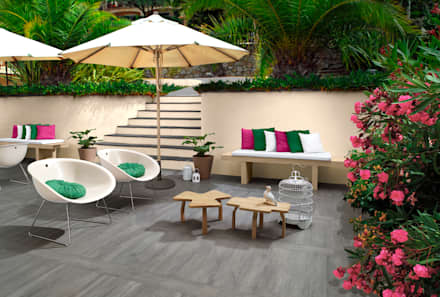 Patios by Love Tiles