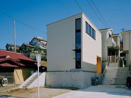 منزل خشبي تنفيذ 前田工務店