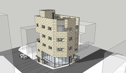 조감도: (주)건축사사무소 예인그룹의  바닥