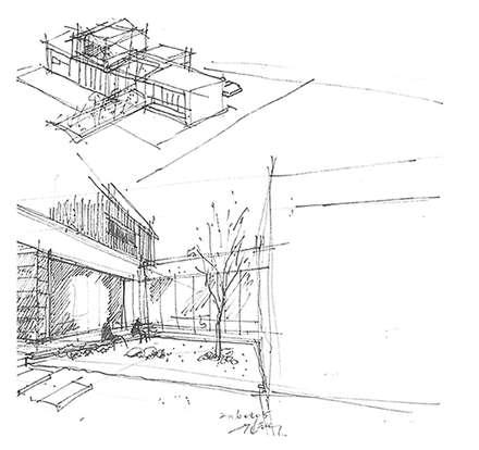 Stairs by (주)건축사사무소 예인그룹