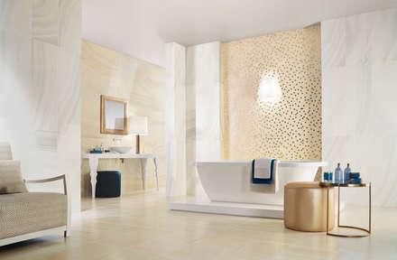 Charm: Casas de banho industriais por Love Tiles