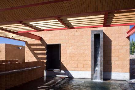 Garden Pond by Eduardo Gutiérrez Taller de Arquitectura