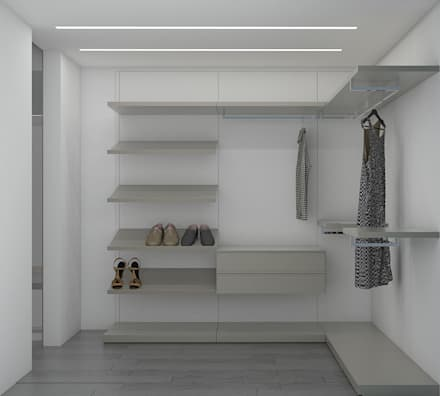 Dressing room design ideas, inspiration & pictures | homify