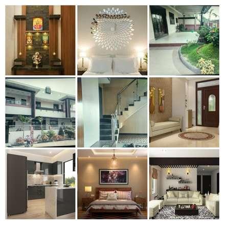 moderne Wohnzimmer von Styles in Architecture