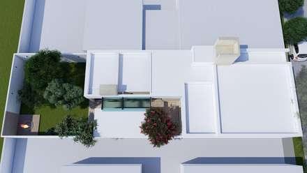 Remodelación y ampliación Vivienda: Casas de estilo escandinavo por ARBOL Arquitectos
