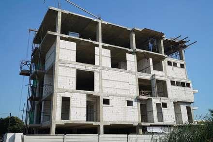 HOME OFFICE:  บ้านประหยัดพลังงาน by  good space  plus interiror- architect co.,ltd