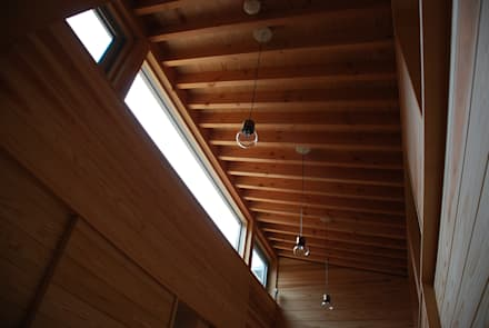 窗 by 丸菱建築計画事務所 MALUBISHI ARCHITECTS