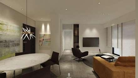 Multi-Family house by 質覺制作設計有限公司
