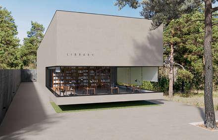Concept: Casas industriais por Margres
