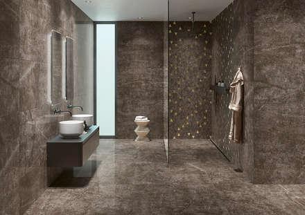 Prestige: Casas de banho industriais por Margres