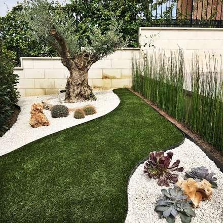 Voortuin design idee n inspiratie en foto 39 s homify - Giardini zen da esterno ...