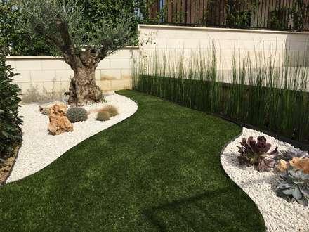 Giardino zen idee immagini e decorazione homify - Giardini zen da esterno ...